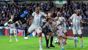 Galatasarayın Şampiyonlar Liginde konuğu Club Brugge
