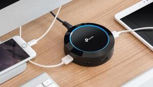TP-Linkten beş USB çıkışlı akıllı şarj cihazı