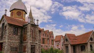 Arjantindeki Orta Çağ kasabası: Campanopolis te geçmişe yolculuk