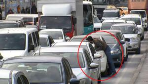 Son dakika haberi: İstanbulda şok görüntüler Korku saçıyorlar...