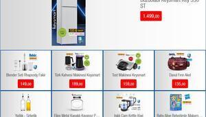 BİM 26-29 Kasım aktüel ürünler kataloğu buzdolabı ve blender set ile öne çıkıyor