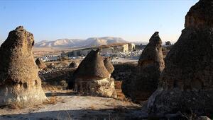 Kapadokya kayadan oyma yer altı müzesine kavuşuyor