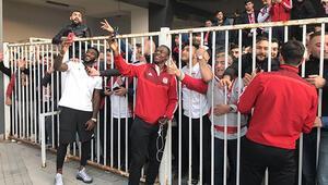 Demir Grup Sivassporda liderlik coşkusu