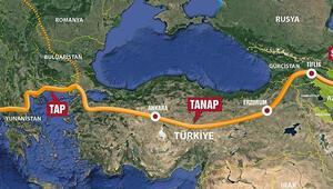 Trans Adriyatik Doğal Gaz Boru Hattının Yunanistan ayağı tamamlandı