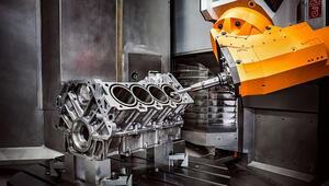 Türkiyenin makine yapan makineleri ABD, Rusya, Polonya, Almanya ve Kanadada