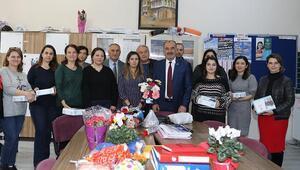 Başkan Türkyılmaz, öğretmenleri unutmadı