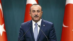 Dışişleri Bakanı Çavuşoğlundan Filistin açıklaması