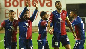 Altınordu 2-0 Boluspor
