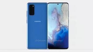 Samsung Galaxy S11e ait ilk görüntüler ortaya çıktı