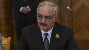 ABDli heyet Libyada Halife Hafter ile görüştü