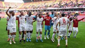 Süper Ligde Anadolu takımları zirveyi sevdi