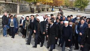Karacadağda vatandaş buluşması