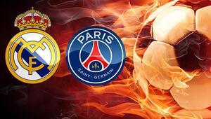 Canlı | Real Madrid - PSG