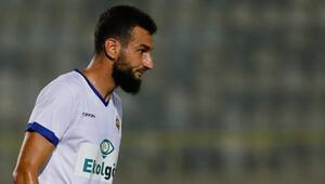 Menemenspor'da Trtovac şoku Elmacık kemiği kırıldı...