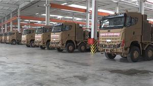 BMC ve Öztreyler 72 tank taşıyıcıyı MSBye teslim etti