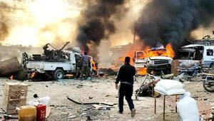 Son dakika... Terör örgütü PKK/YPG bombalı araçla saldırdı: 17 ölü