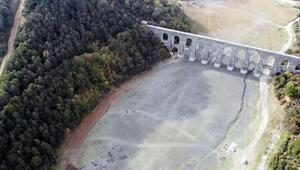 İstanbulun barajları alarm veriyor