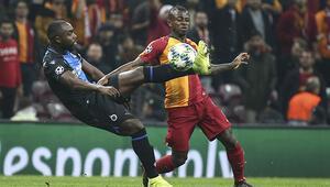 Galatasaray, Club Brugge karşısında 90+2de yıkıldı Son Dakika | Maçın özeti ve goller