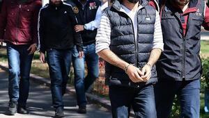 Bursada PKKya büyük darbe: 9 gözaltı