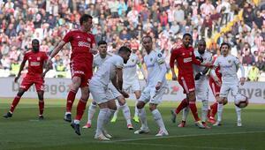 Sivassporda yerli oyunculardan takıma önemli katkı
