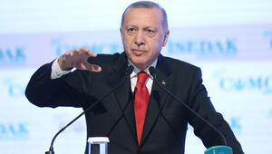 Son dakika: Cumhurbaşkanı Erdoğan'dan İSEDAK toplantısında önemli açıklamalar