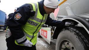 Kış lastiği uygulaması ne zaman başlayacak Hangi araçlara kışlık lastik takılır