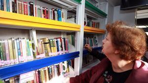 Gezici Kütüphane'nin durağı Yenimahalle