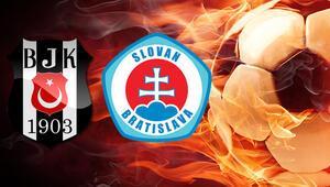 Beşiktaş Slovan Bratislava maçı ne zaman saat kaçta hangi kanalda yayınlanacak