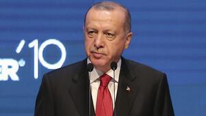 Cumhurbaşkanı Erdoğandan MÜSİAD toplantısında önemli açıklamalar