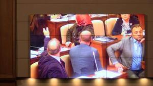 İBB Meclisinde gerginlik