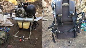 Son dakika haberi… MSB bu fotoğrafla duyurdu: Paramotorla saldıracaklardı