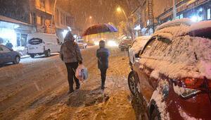Son dakika haberi: Meteoroloji uyardı Kar o illeri teslim alacak...