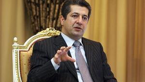Mesrur Barzani Türkiyeye geliyor