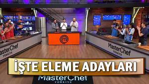 MasterChefte eleme adayları kimler oldu 27 Kasım MasterChef eleme adayları ve dokunulmazlığı kazanan takım