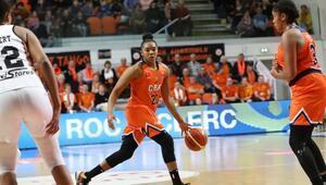 Bourges Basket: 92 - Gelecek Koleji Çukurova Basketbol: 62