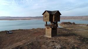 Kuş Cenneti Tödürge Gölünde sonbahar