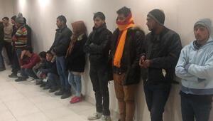 Kahramanmaraşta yakalandılar... 154 bin lira ceza kesildi