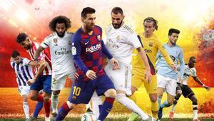 La Liga maçlarını yayınlayacak kanal belli oldu Büyük heyecan D-Smartta...