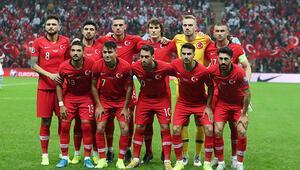 FIFA dünya sıralaması açıklandı Türkiye...