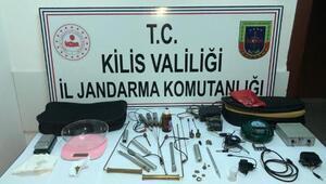 Kilis'te,jandarmadan operasyon