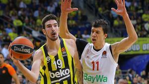 Son Dakika: Fenerbahçeye bir şok daha De Colo...