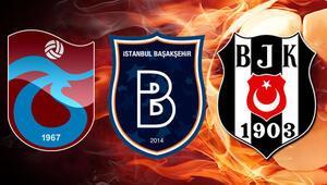 Beşiktaş, Başakşehir ve Trabzonspor UEFA maçları saat kaçta hangi kanalda