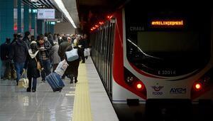 Marmarayda 20 Kasımda 500 binin üzerinde yolcu taşındı