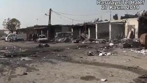MSB, saldırıda yakınlarını kaybeden Suriyelilerin tepkisini paylaştı