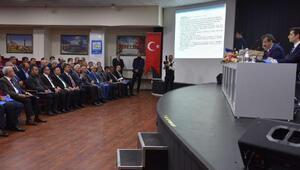 Bölge belediye başkanları Diyarbakırda
