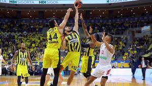 Fenerbahçe Bekonun konuğu BC Khimky