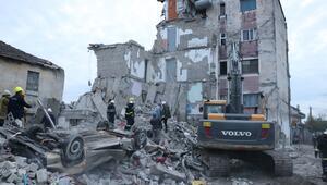 Son dakika haberleri: Arnavutluktaki depremde ölü sayısı artıyor