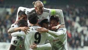 Beşiktaş 2-1 Slovan Bratislava | Maçın özeti