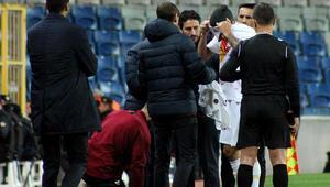 Son dakika haberi: Başakşehir maçında olay Gözaltına alındılar...