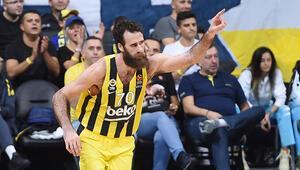 Fenerbahçe Beko maçında duygusal anlar Datome, Sloukas ve Obradovic...